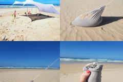Beach Kit Included
